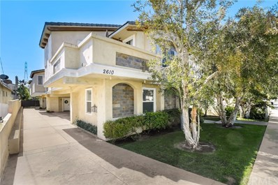 2610 VanDerbilt Lane UNIT A, Redondo Beach, CA 90278 - MLS#: SB19047079