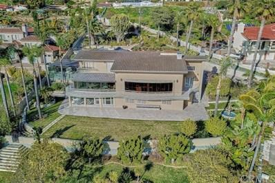 32433 Aqua Vista Drive, Rancho Palos Verdes, CA 90275 - MLS#: SB19048463
