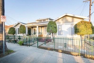 3854 Walton Avenue, Los Angeles, CA 90037 - MLS#: SB19052334