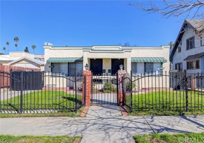 1869 W 24th Street, Los Angeles, CA 90018 - MLS#: SB19053654