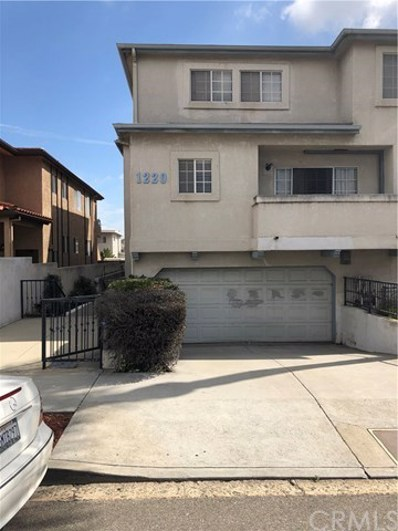 1220 S Grand Avenue UNIT 3, San Pedro, CA 90731 - MLS#: SB19054173