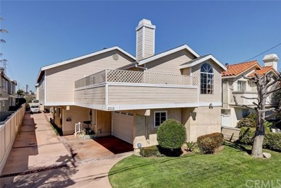 2513 Rockefeller Lane UNIT 1, Redondo Beach, CA 90278 - MLS#: SB19055738