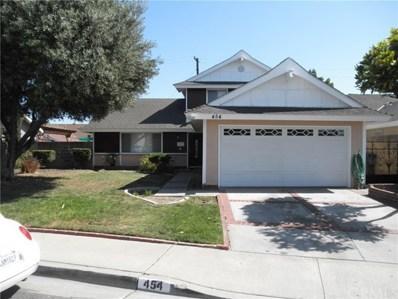 454 E 249th Street, Carson, CA 90745 - MLS#: SB19056277