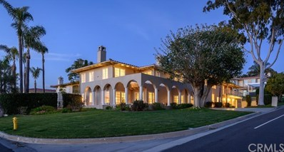 1537 Via Zurita, Palos Verdes Estates, CA 90274 - MLS#: SB19059949