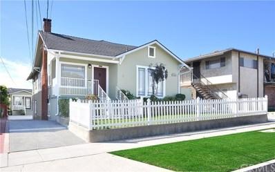 1261 W 22nd Street, San Pedro, CA 90731 - MLS#: SB19063677