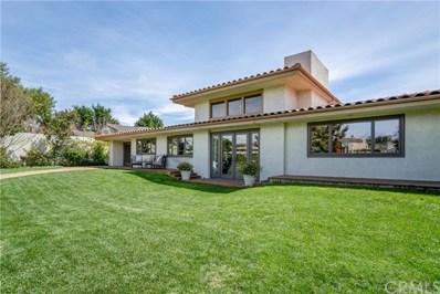 6065 Ocean Terrace Drive, Rancho Palos Verdes, CA 90275 - MLS#: SB19067962