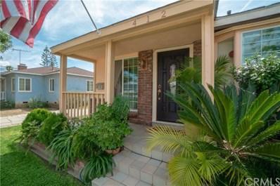 412 E 44th Way, Long Beach, CA 90807 - MLS#: SB19068585