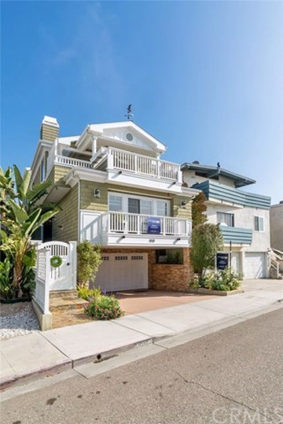 1818 Manhattan Avenue, Hermosa Beach, CA 90254 - MLS#: SB19076642
