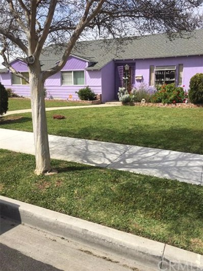 1901 E Marshall Place, Long Beach, CA 90807 - MLS#: SB19077222