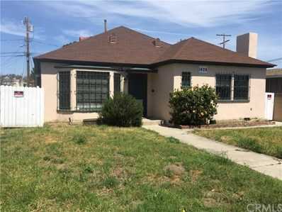 1429 Anaheim Street W, Wilmington, CA 90744 - MLS#: SB19077942