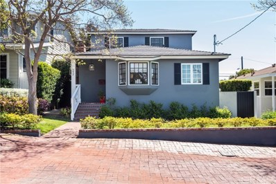 592 33rd Street, Manhattan Beach, CA 90266 - MLS#: SB19082655