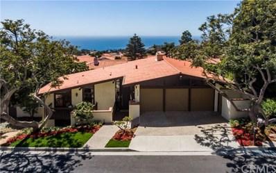 1309 Via Zumaya, Palos Verdes Estates, CA 90274 - #: SB19085880