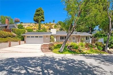 50 Encanto Drive, Rolling Hills Estates, CA 90274 - MLS#: SB19086920