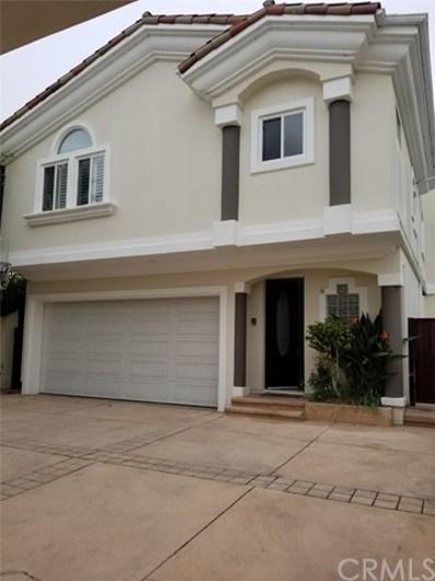 605 N Lucia Avenue UNIT B, Redondo Beach, CA 90277 - MLS#: SB19087867