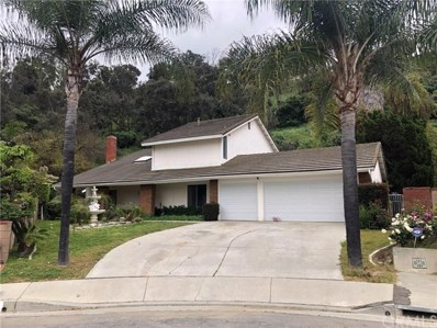 10840 Amber Hill Drive, Whittier, CA 90601 - MLS#: SB19088463