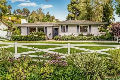 1528 Palos Verdes Drive W, Palos Verdes Estates, CA 90274 - #: SB19090234