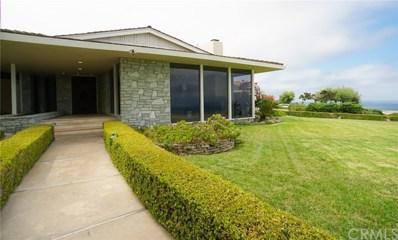 1616 Paseo Del Mar, Palos Verdes Estates, CA 90274 - #: SB19090409