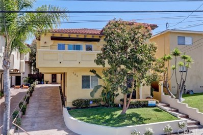 202 N Irena Avenue UNIT A, Redondo Beach, CA 90277 - MLS#: SB19090695