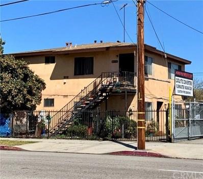 1458 N Wilmington Boulevard, Wilmington, CA 90744 - MLS#: SB19093793