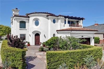 1601 19th Street, Manhattan Beach, CA 90266 - MLS#: SB19095316