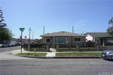318 E 222nd Street, Carson, CA 90745 - MLS#: SB19095492
