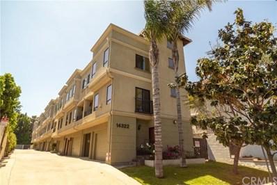 14322 Dickens Street UNIT 6, Sherman Oaks, CA 91423 - MLS#: SB19098390