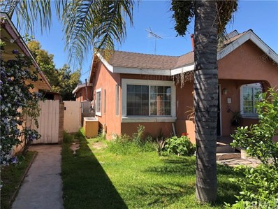 3742 Walnut Avenue, Lynwood, CA 90262 - MLS#: SB19099684