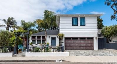 1137 9th Street, Manhattan Beach, CA 90266 - MLS#: SB19100531