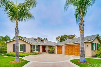 1 Hillcrest Manor, Rolling Hills Estates, CA 90274 - MLS#: SB19101049