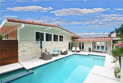 9 Via Subida, Rancho Palos Verdes, CA 90275 - MLS#: SB19102607