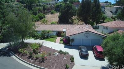 1657 Cataluna Place, Palos Verdes Estates, CA 90274 - MLS#: SB19106468