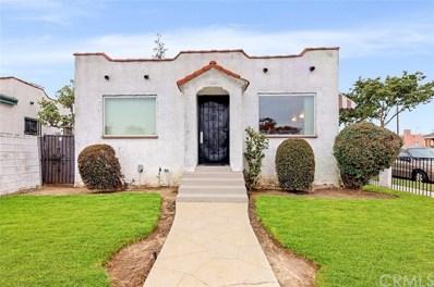 1558 W 104th Street, Los Angeles, CA 90047 - MLS#: SB19108140