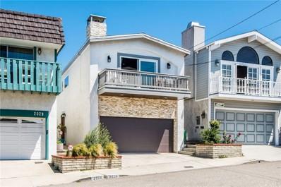 2026 Hillcrest Drive, Hermosa Beach, CA 90254 - MLS#: SB19110998