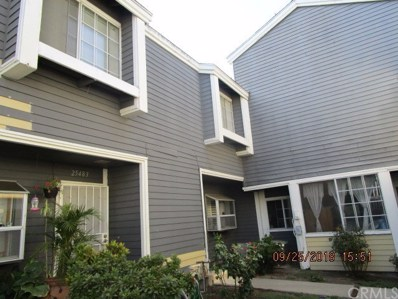 25481 Pine Creek Lane UNIT 82, Wilmington, CA 90744 - MLS#: SB19111508