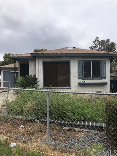 484 N Cabrillo Avenue, San Pedro, CA 90731 - MLS#: SB19111654