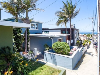 1136 2nd Street, Hermosa Beach, CA 90254 - MLS#: SB19115231