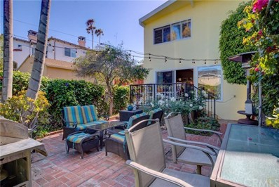 612 Anderson Street, Manhattan Beach, CA 90266 - MLS#: SB19115537