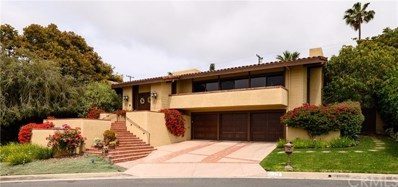 1452 Plaza Francisco, Palos Verdes Estates, CA 90274 - MLS#: SB19115606