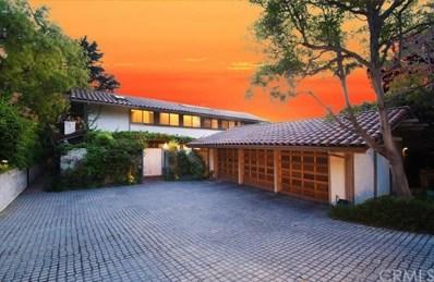 1103 Via Curva, Palos Verdes Estates, CA 90274 - MLS#: SB19116327