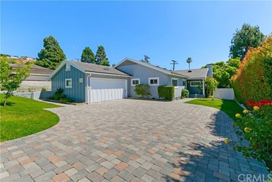 1216 Via Landeta, Palos Verdes Estates, CA 90274 - MLS#: SB19118139