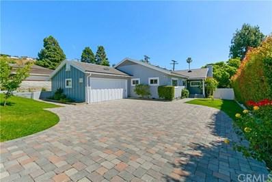 1216 Via Landeta, Palos Verdes Estates, CA 90274 - MLS#: SB19118139