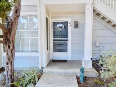 1244 W Park Western Drive UNIT 29, San Pedro, CA 90732 - MLS#: SB19118445