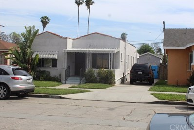 1650 W 64th Street, Los Angeles, CA 90047 - MLS#: SB19118539