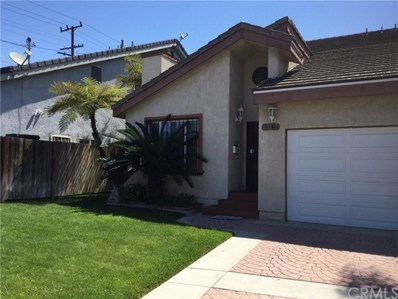 16108 Haskins Lane, Carson, CA 90746 - MLS#: SB19118949