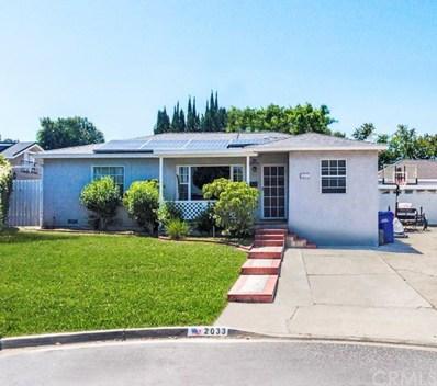 2033 Garner Street, Lomita, CA 90717 - MLS#: SB19124322