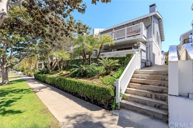 606 N Guadalupe Avenue UNIT F, Redondo Beach, CA 90277 - MLS#: SB19124335