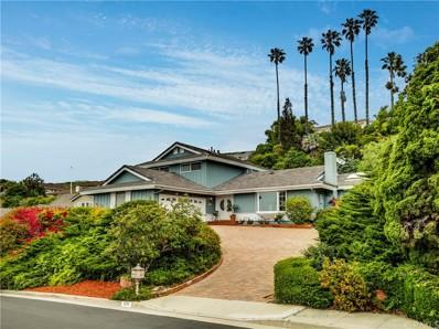 3719 Vigilance Drive, Rancho Palos Verdes, CA 90275 - MLS#: SB19126539