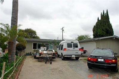 2070 S Rene Drive, Santa Ana, CA 92704 - MLS#: SB19129565