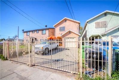 10711 Wilmington Avenue, Los Angeles, CA 90059 - MLS#: SB19129898