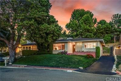 2896 Via De La Guerra, Palos Verdes Estates, CA 90274 - MLS#: SB19130301